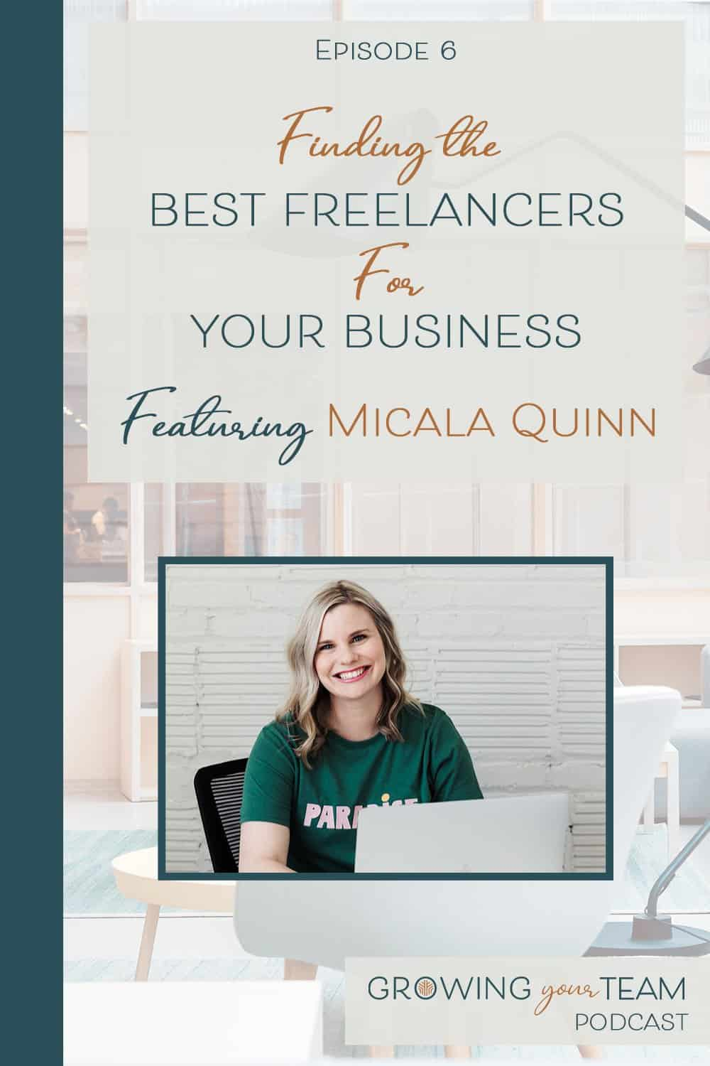 Micala Quinn, Growing You Team Podcast, Jamie Van Cuyk, Small Business