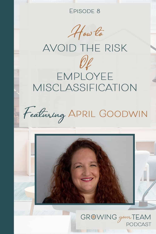 April Goodwin, Growing You Team Podcast, Jamie Van Cuyk, Small Business