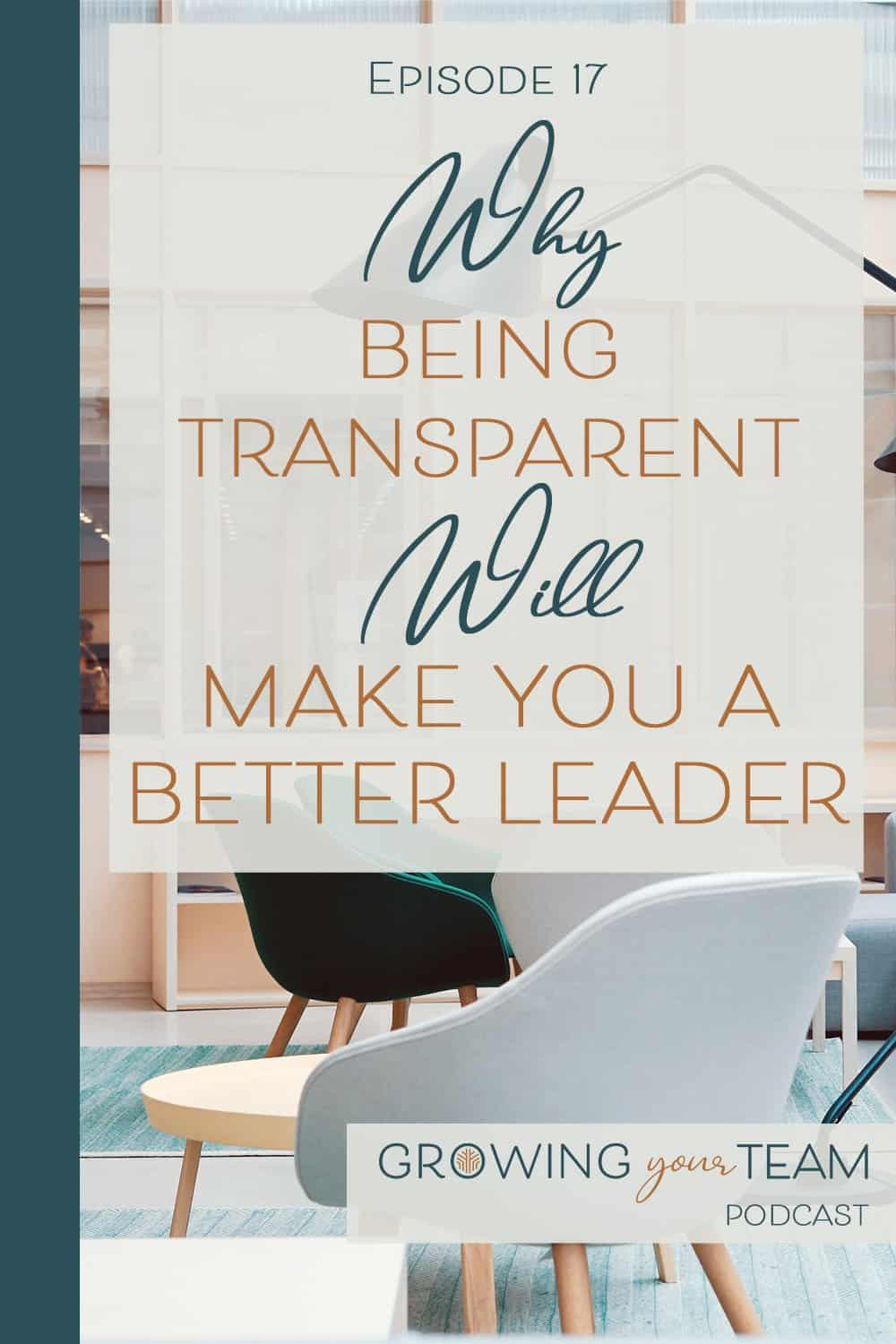 better leader, Growing You Team Podcast, Jamie Van Cuyk, Small Business