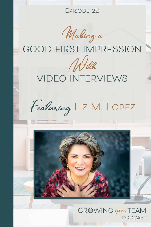 Liz M Lopez, Growing You Team Podcast, Jamie Van Cuyk, Small Business
