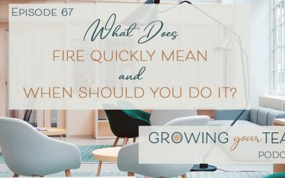 Ep67 – What Does Fire Quickly Mean and When Should You Do It?